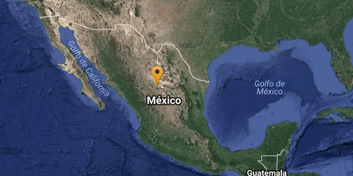 Se registra sismo de 4.2 grados en Coahuila