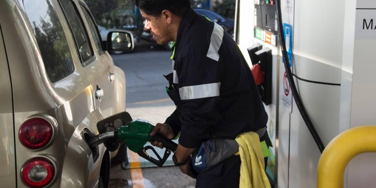 Gasolina se dispara hasta 24% en los primeros 10 meses del año