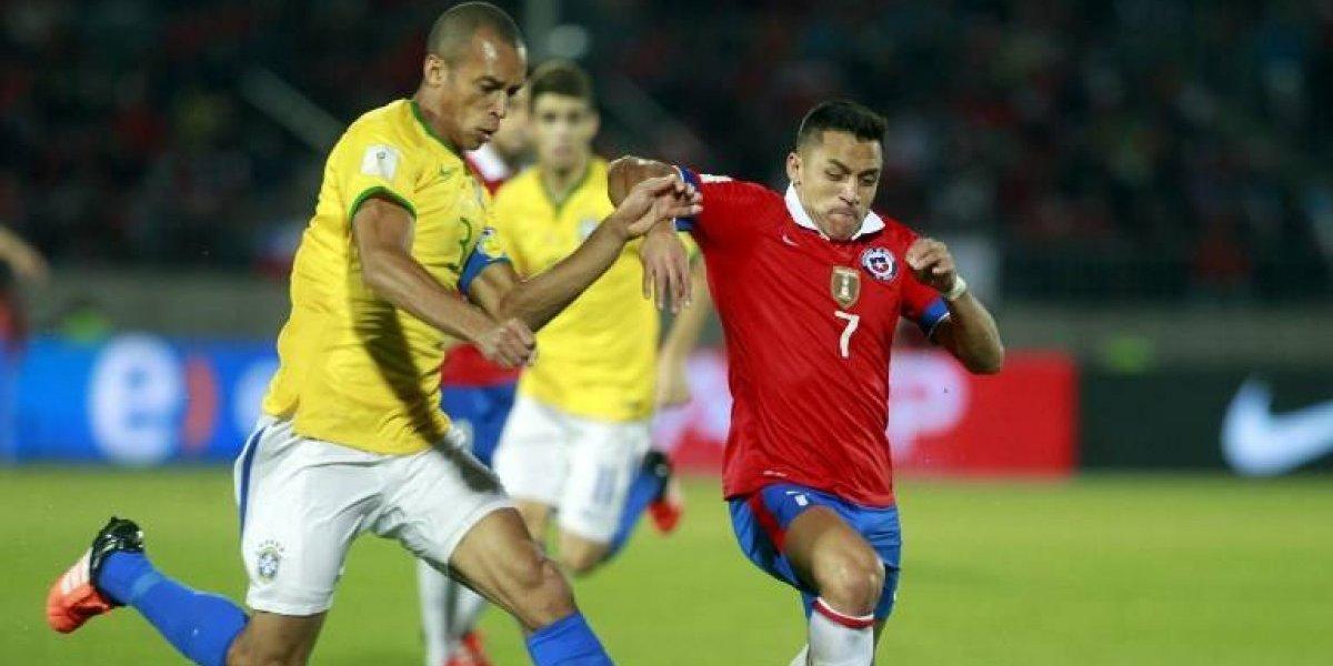 Chile sale a buscar una nueva hazaña ante el poderoso Brasil para clasificar al Mundial