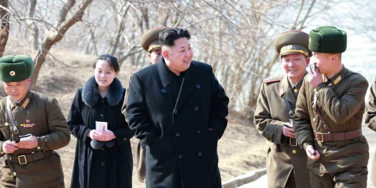 Esta es la misteriosa hermana menor de Kim Jong-un