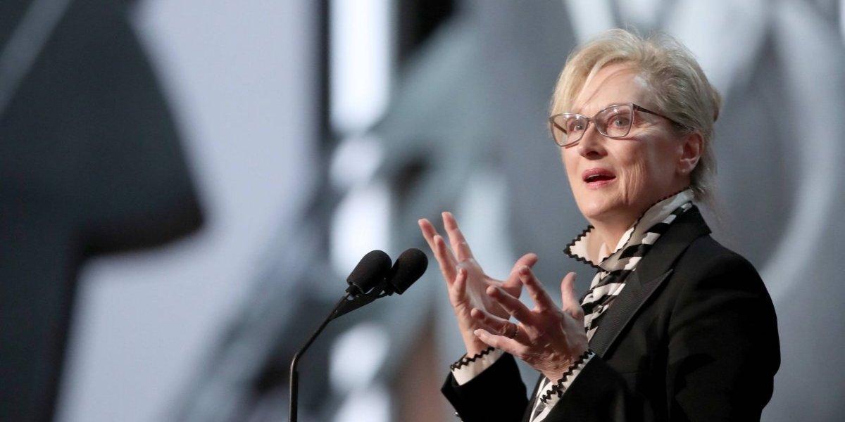 "Meryl Streep sobre abusos de Harvey Weinstein: ""No todos sabían"""