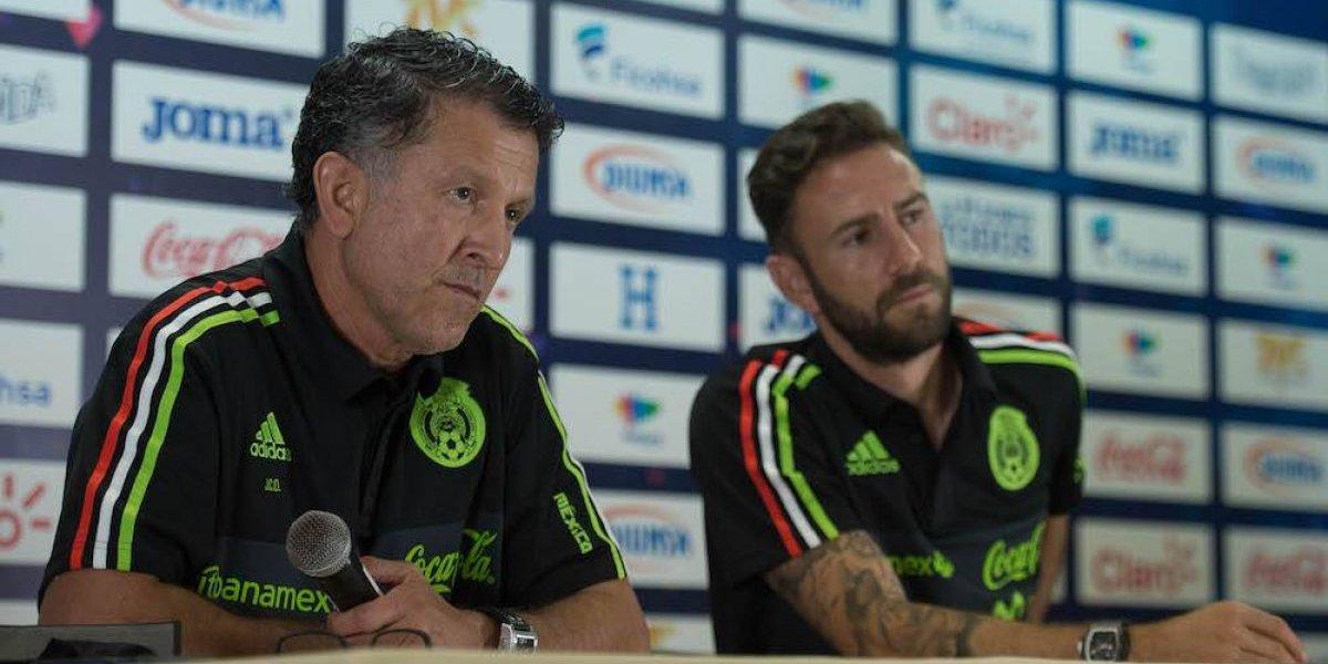 Osorio asegura que el Tri va por el triunfo ante Honduras