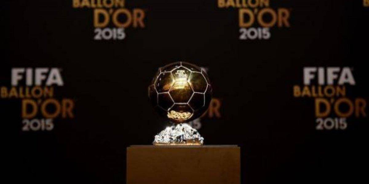 Sin chilenos: France Football dio a conocer la lista de nominados al Balón de Oro 2017