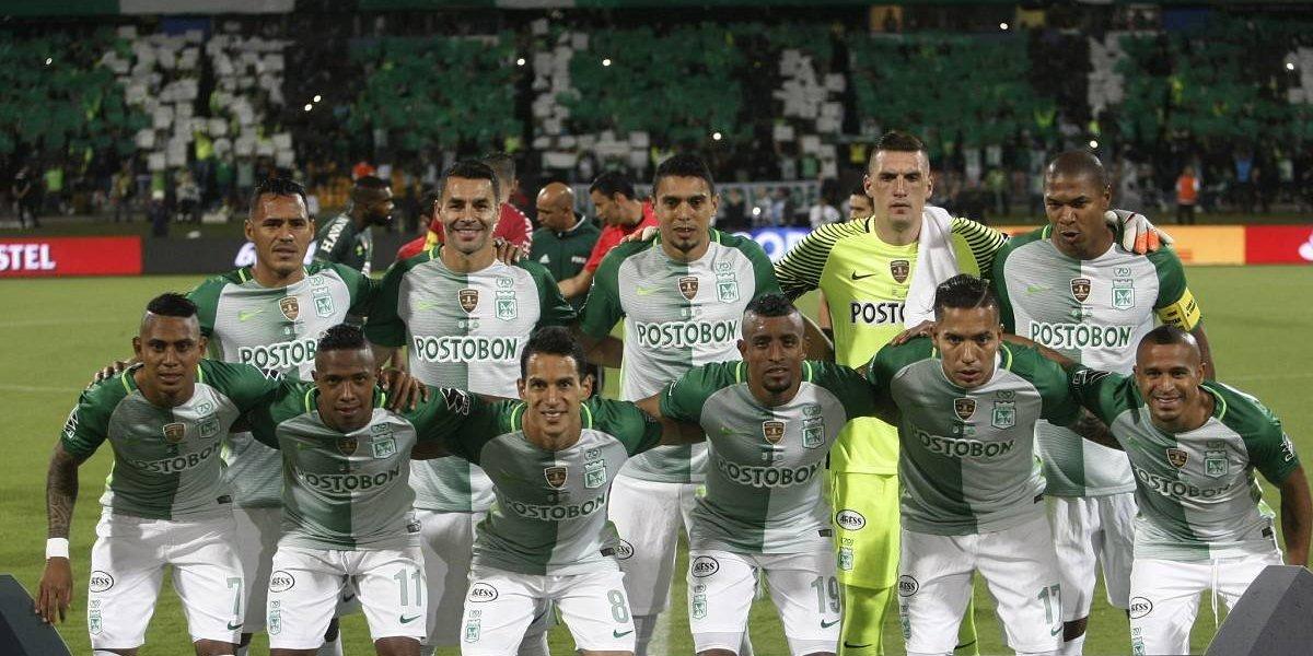 Atlético Nacional será el representante colombiano en la Florida Cup 2018