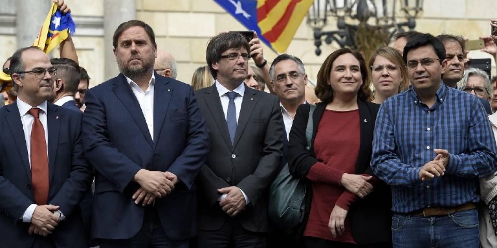 Líderes de Cataluña