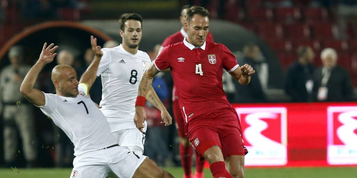 Serbia sella su pase al Mundial de Rusia 2018