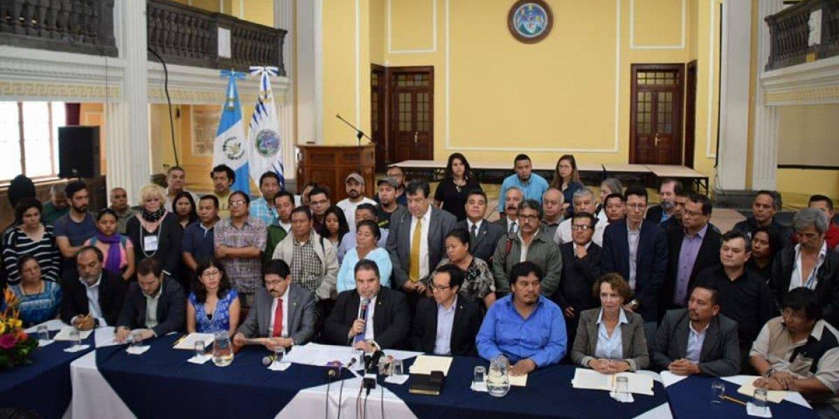 Usac y sociedad civil convocan a una asamblea ciudadana contra corrupción e impunidad