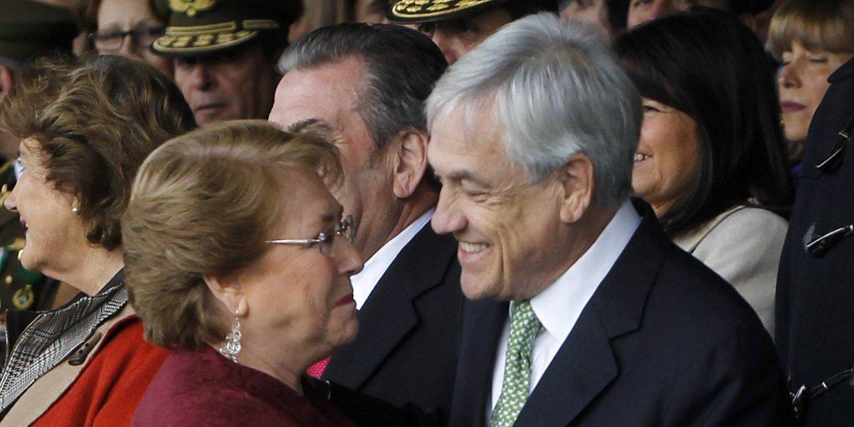 La guerra de las minutas: los documentos difundidos por el oficialismo y oposición tras incendiarias declaraciones de Bachelet