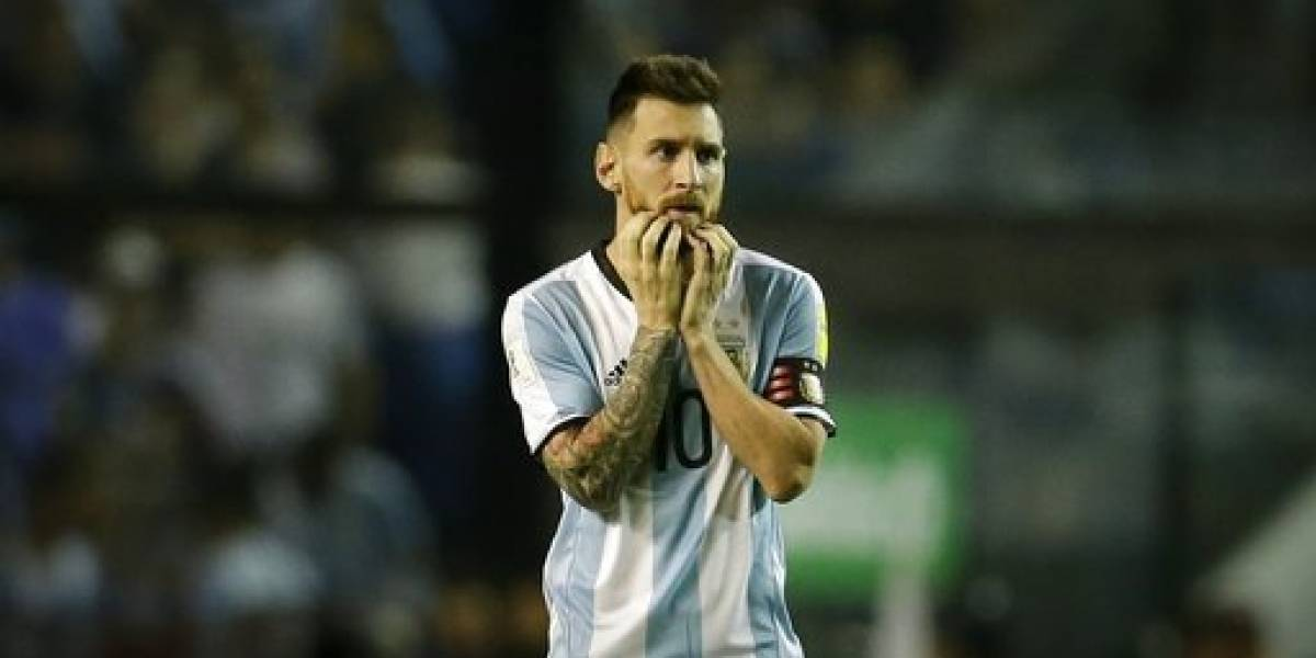 Llega la hora cero para Messi y Argentina
