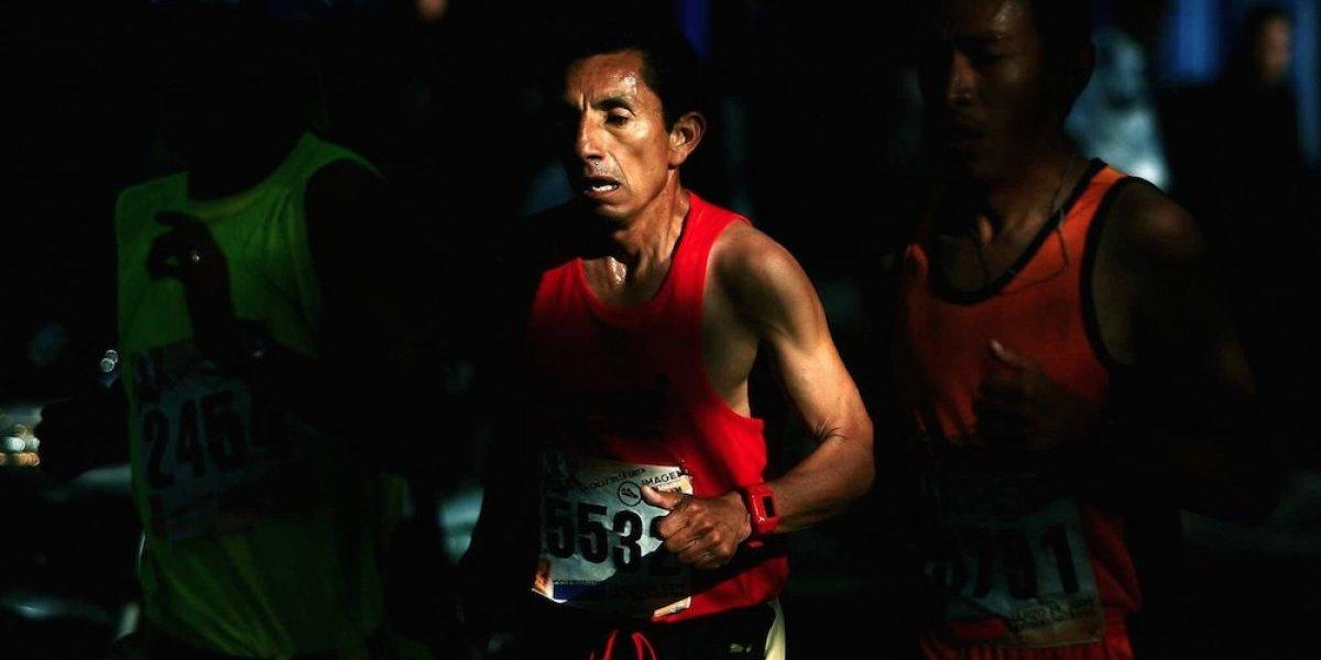 ¿Benjamín Paredes dio consejos para hacer trampa en maratón de Chicago?