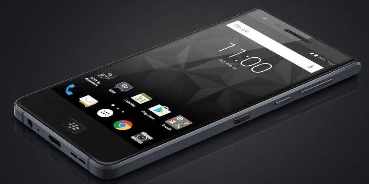 Conoce el nuevo BlackBerry Motion sin teclado físico