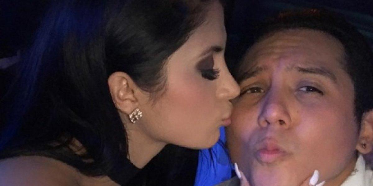 Las sexys fotos con las que la guatemalteca Kimberly Flores enloqueció a cantante mexicano