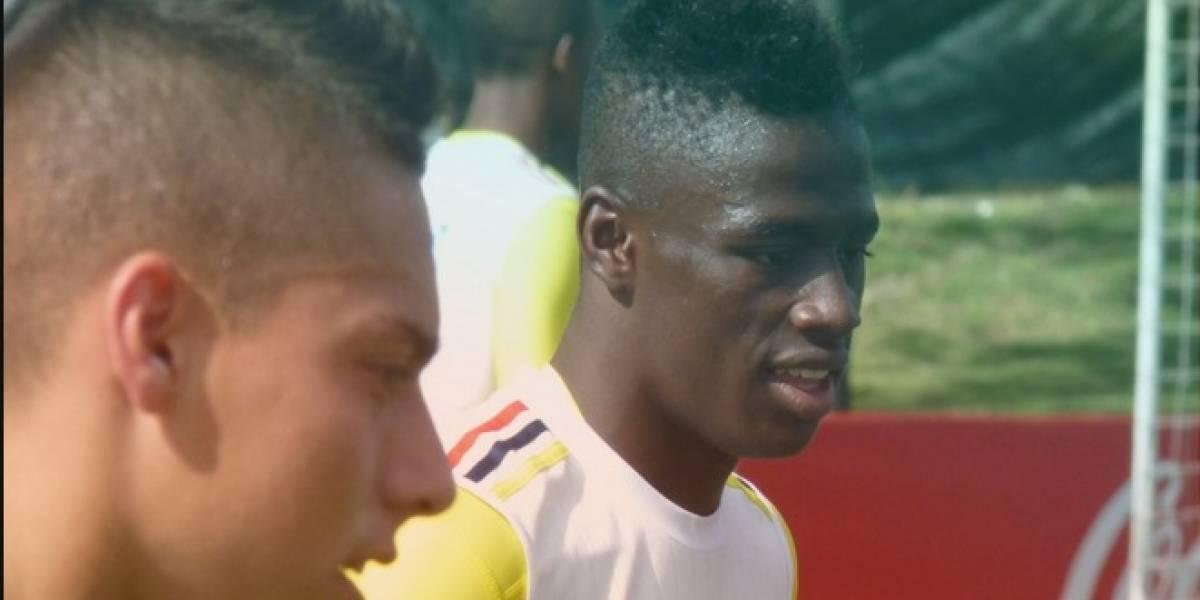 ¡Estamos vivos en el Mundial! Gran gol de la Selección Colombia Sub-17