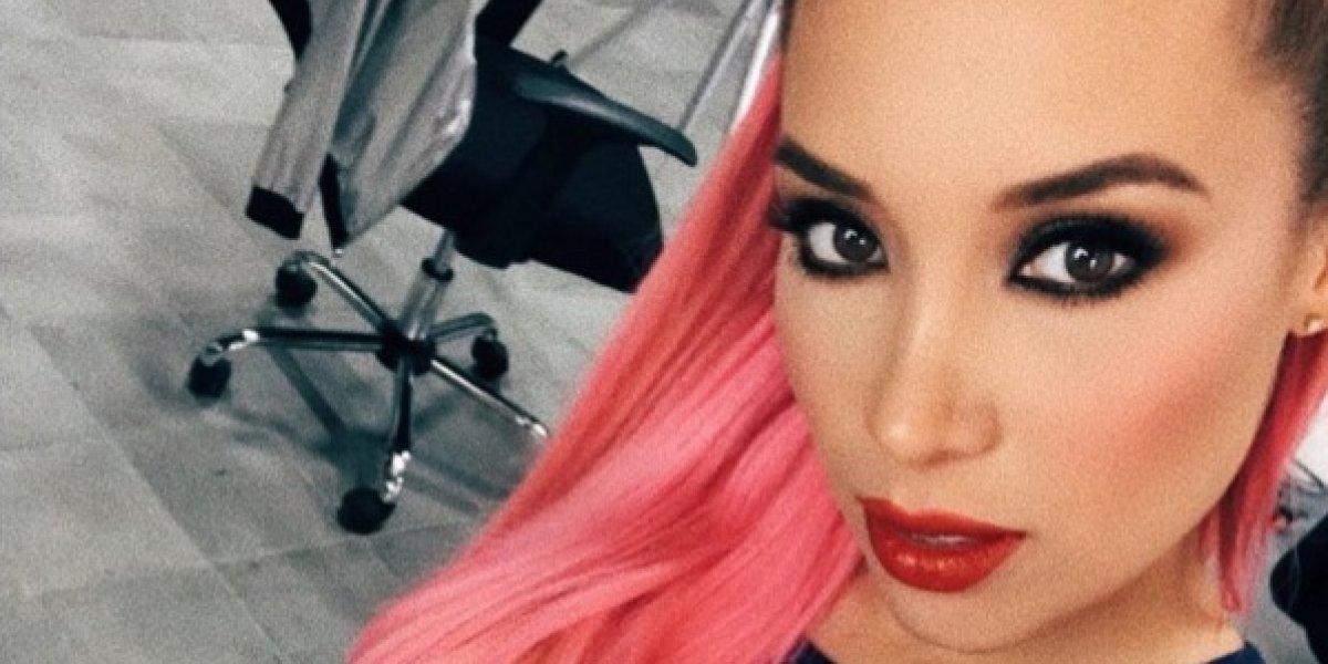 Este es el nuevo 'look' de la 'youtuber' Luisa Fernanda W