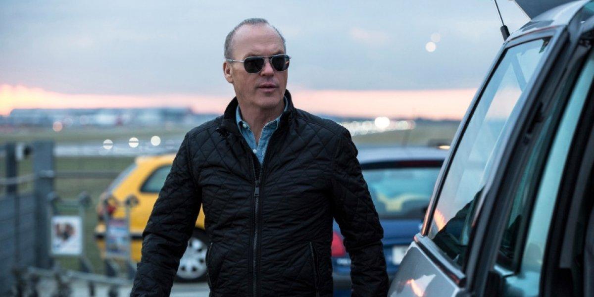 Michael Keaton, más desafiante que nunca en 'Asesino: misión venganza'
