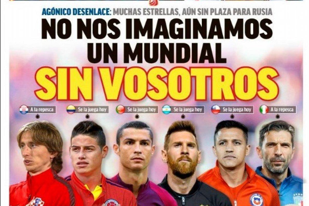 Los jugadores estrellas que podrían ser ausencia — Alerta Mundial
