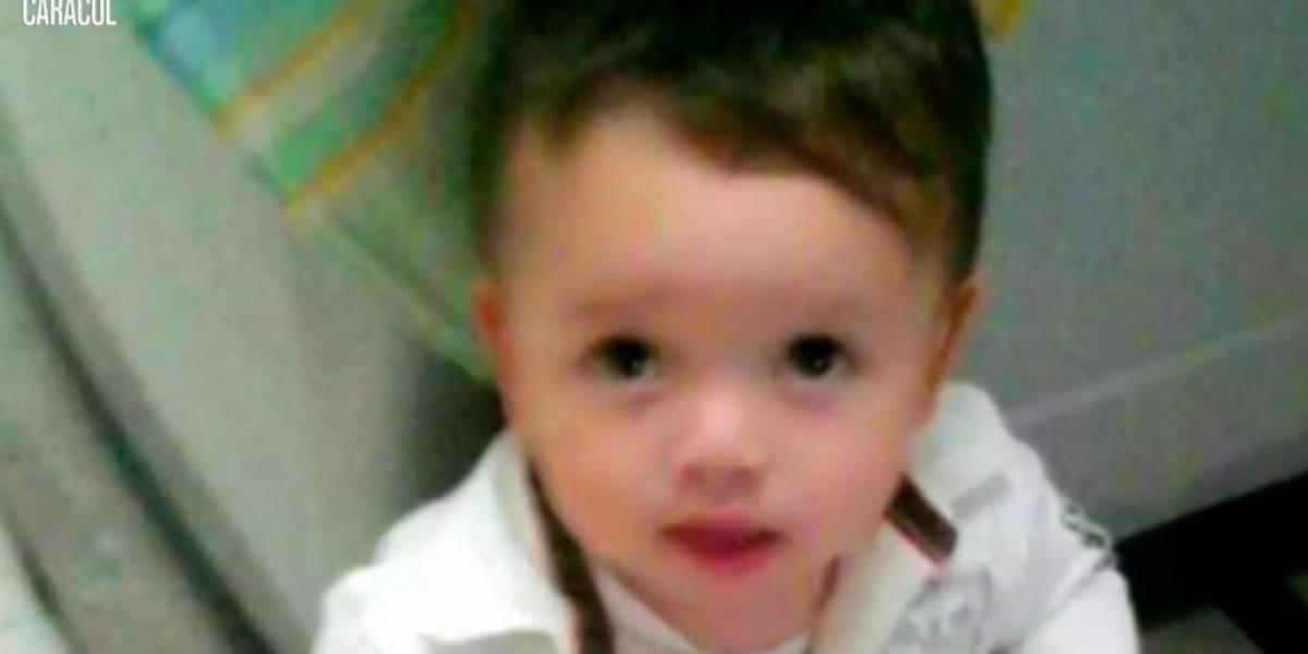 En el sur de Bogotá pequeño perdió la vida en trágico accidente