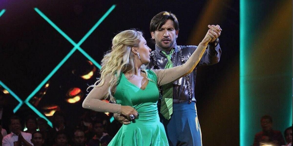 VIDEO: Kikín Fonseca cambia los micrófonos por el baile