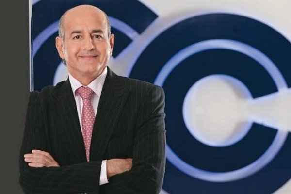 Munir Falah, presidente de Cine Colombia