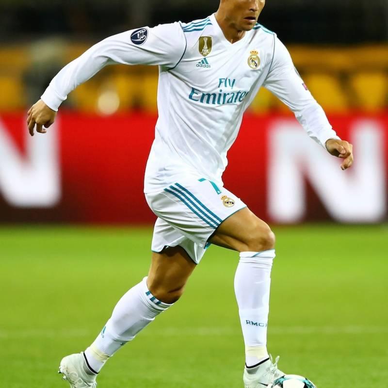 Cristiano Ronaldo/ Getty Images