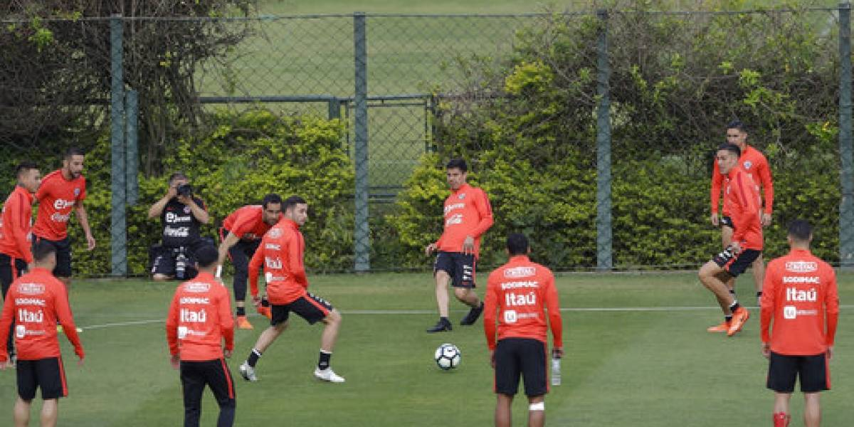Chile a un paso del Mundial