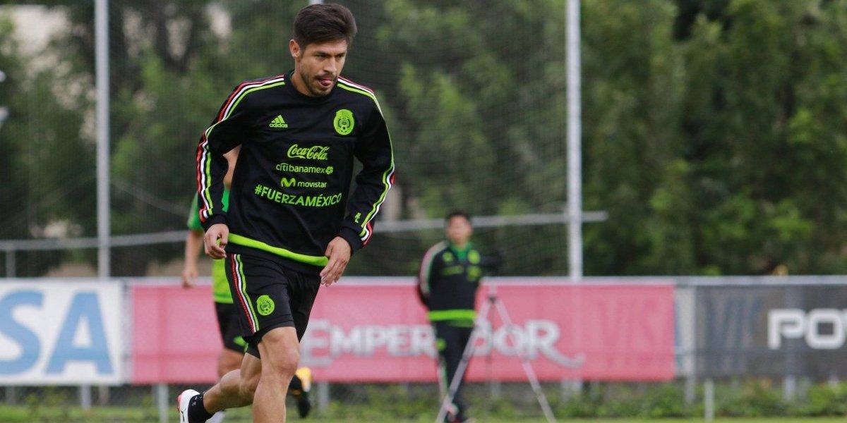 La selección mexicana enfrentará a Honduras sin Héctor Moreno