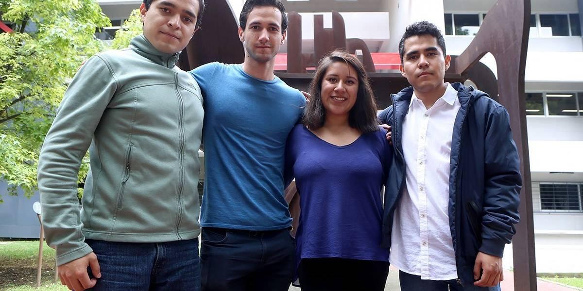 Alumnos de la UAM obtienen segundo lugar en concurso internacional con proyecto cementero