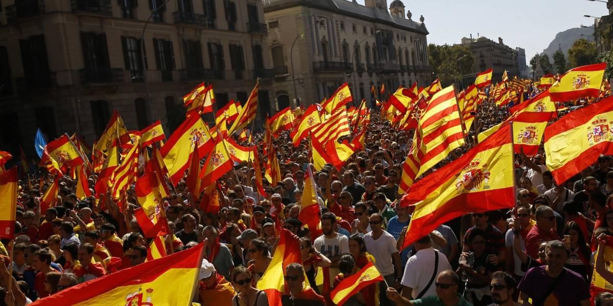 España advierte: actuará si Cataluña declara independencia
