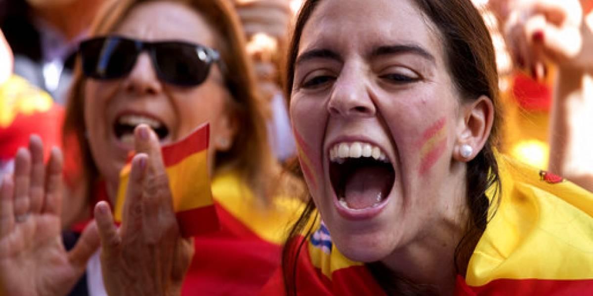 España actuará si Cataluña declara independencia