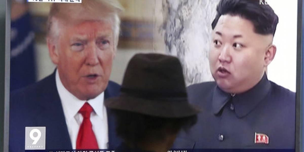 Política de EE.UU. hacia Norcorea no funciona, según Trump