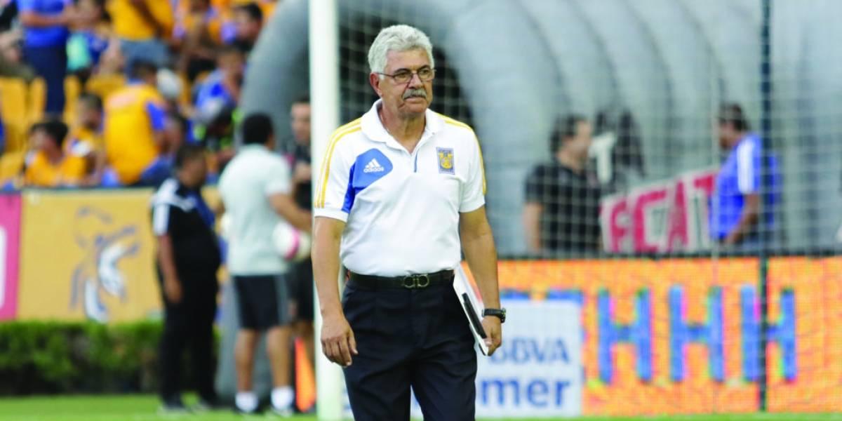 Tigres tiene que mejorar si quiere entrar a Liguilla: Ricardo Ferretti