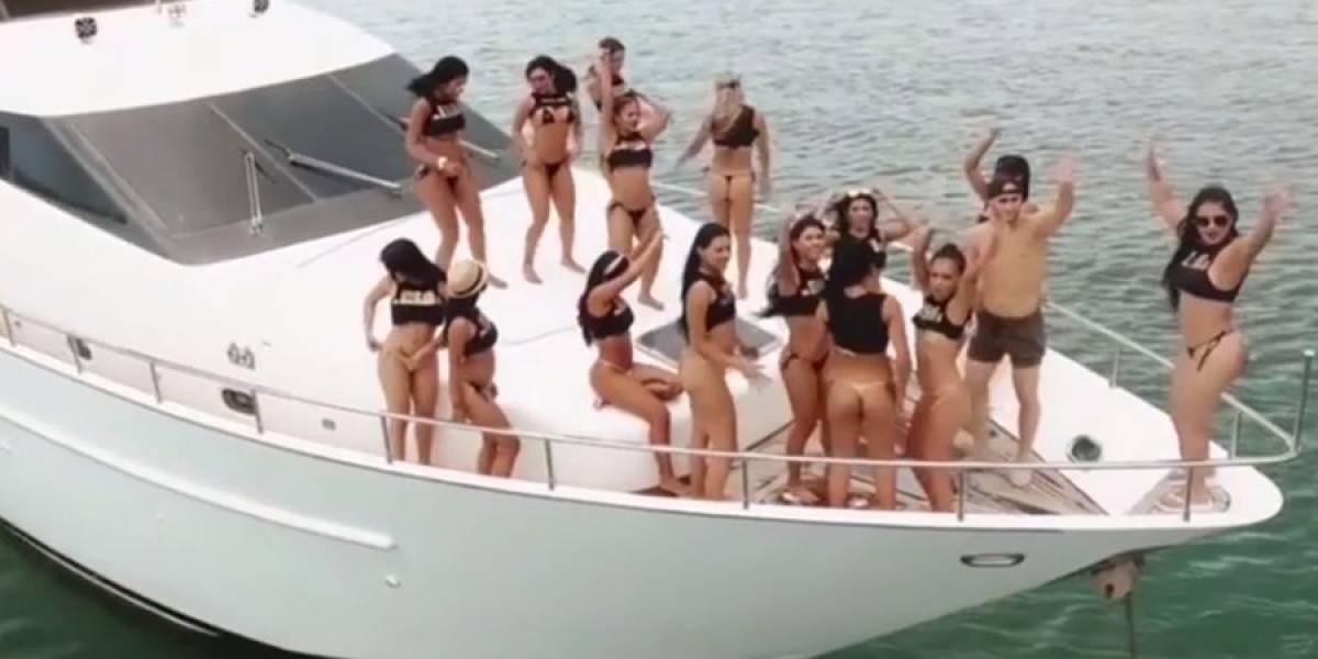 Sexo ilimitado, más alcohol y drogas: así se ofrece una fiesta en una isla en Colombia