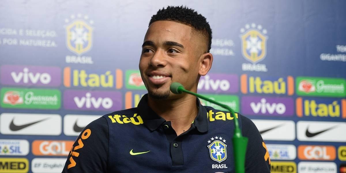 Jesus alerta para favoritismo do Brasil: 'Não podemos achar que somos imbatíveis'
