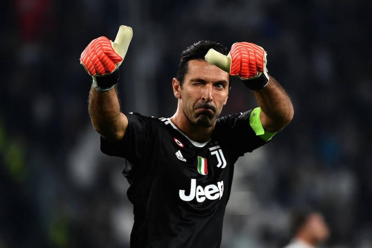 Gianluigi Buffon/ Getty Images