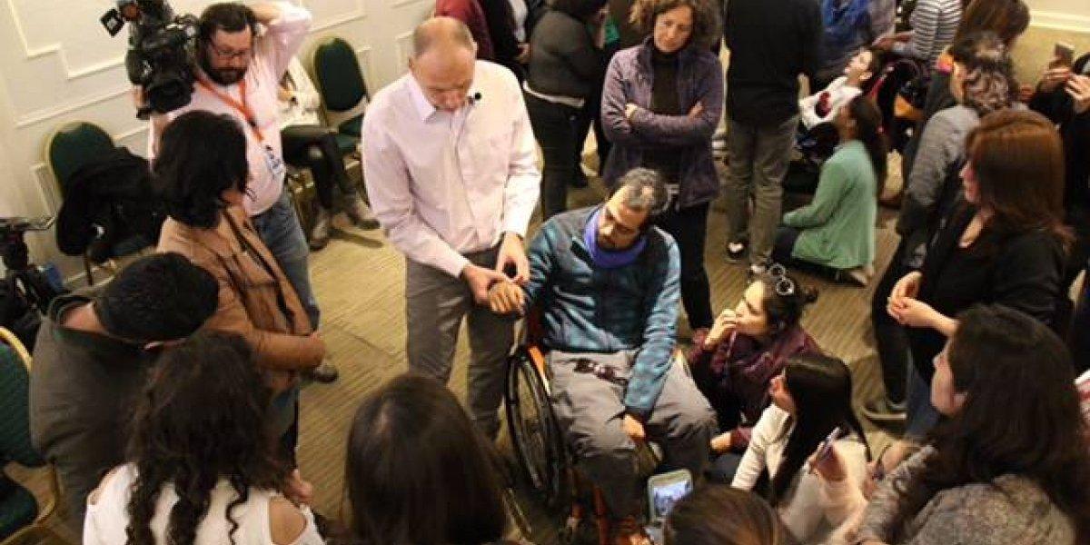 Rehabilitación: terapia ABR para personas con parálisis es presentada por primera vez en Chile