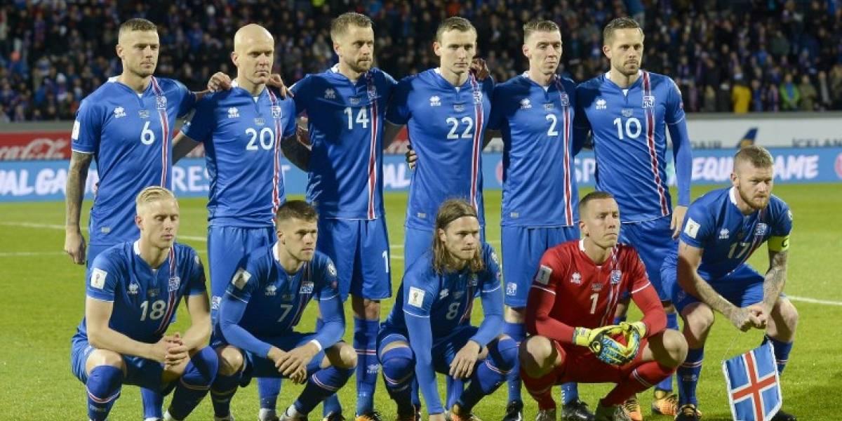 Jugará su primer Mundial — Islandia hizo historia