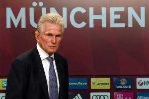 Jupp Heinckes, presentado con el Bayern Múnich 2017