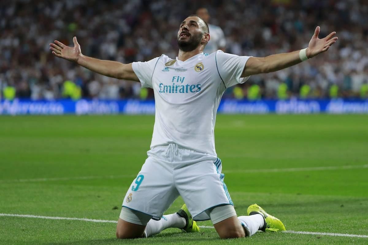 Karim Benzema/ Getty Images