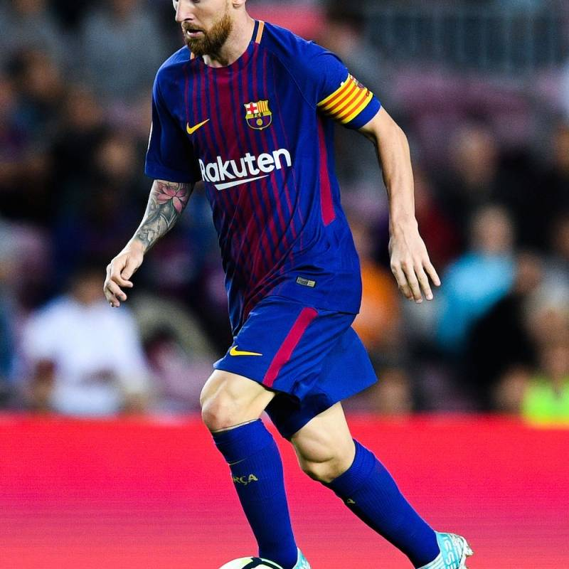Lionel Messi/ Getty Images
