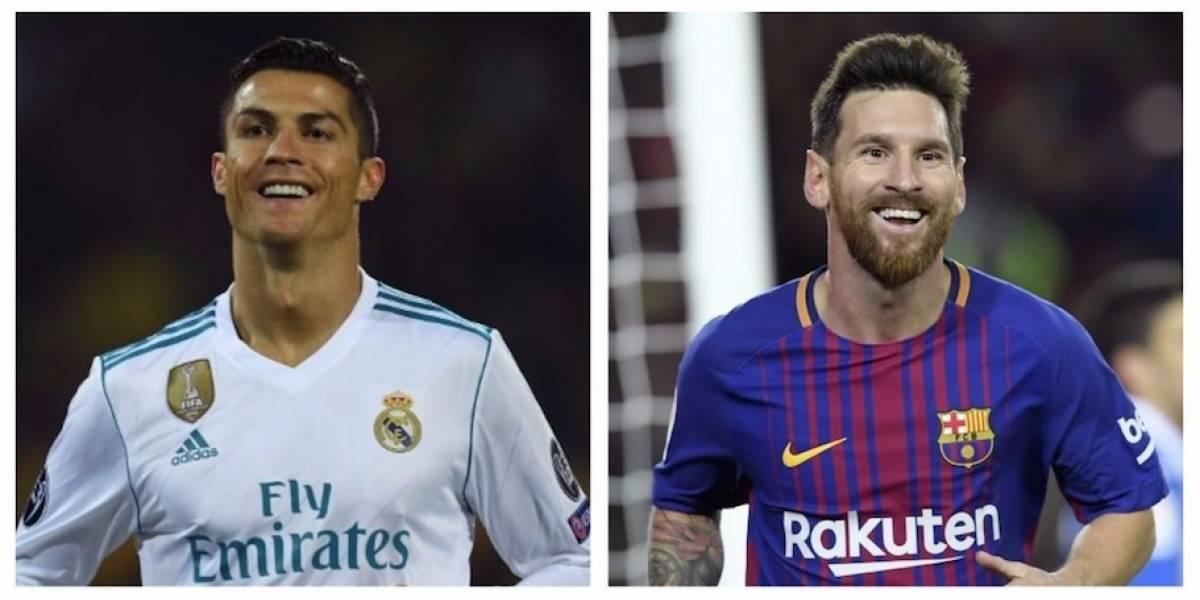 Cristiano y Messi lideran la lista de nominados al Balón de Oro
