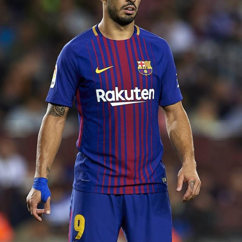 Luis Suárez/ Getty Images
