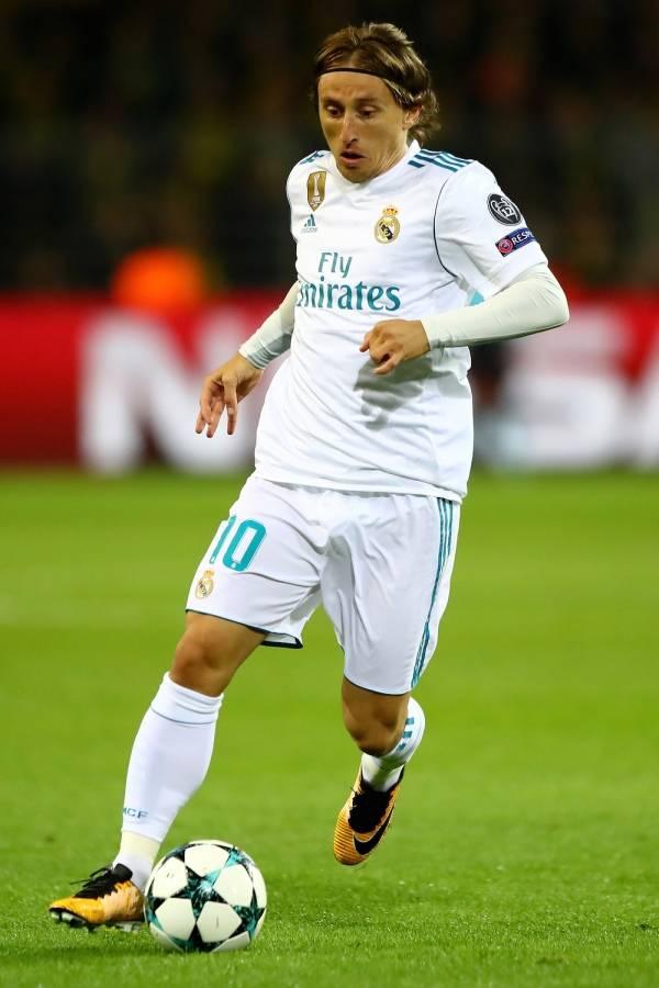Luka Modric/ Getty Images