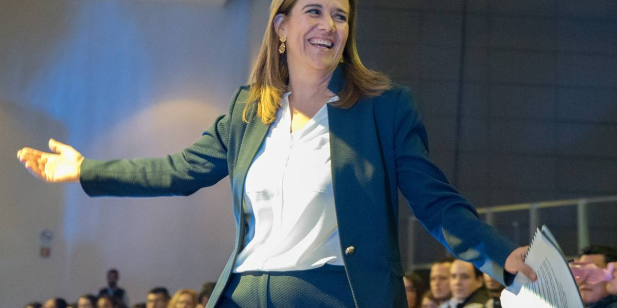 Positivo que Margarita Zavala haya dejado el PAN, revela encuesta