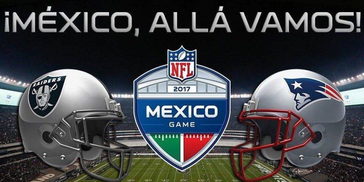 NFL México informa que todo está listo para el partido en el Estadio Azteca