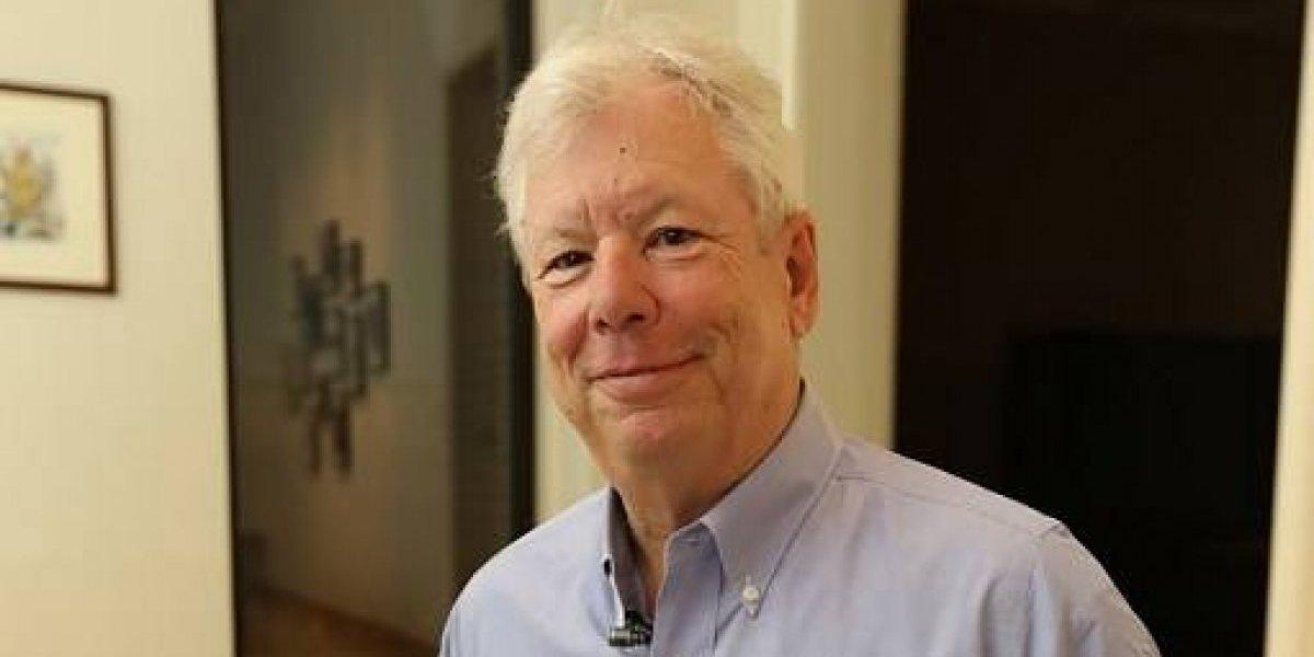 Richard H. Thaler gana el Nobel de Economía por estudiar cómo las personas piensan al tomar decisiones económicas