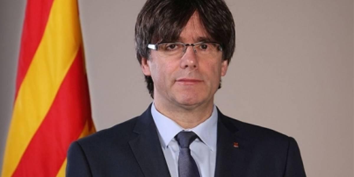 Puigdemont podría declarar este martes en el parlamento la independencia de Cataluña