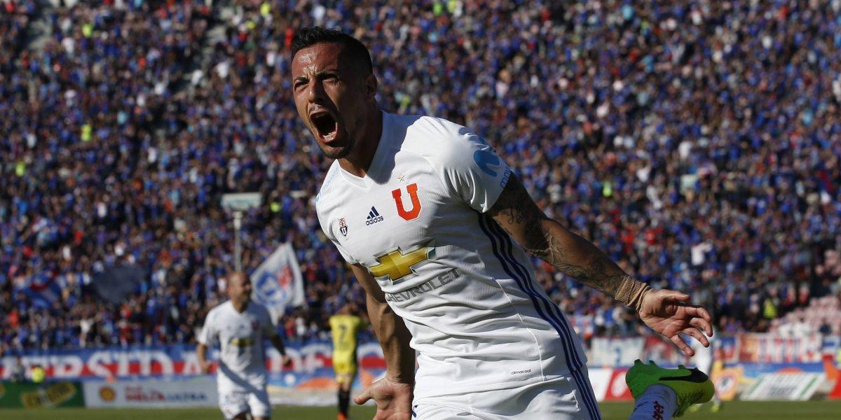 La U clasificó sufriendo a semifinales de Copa Chile tras un sufrido empate ante San Luis