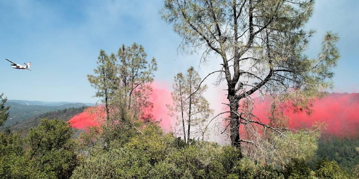 Desalojan condados ante peligro por incendios en California