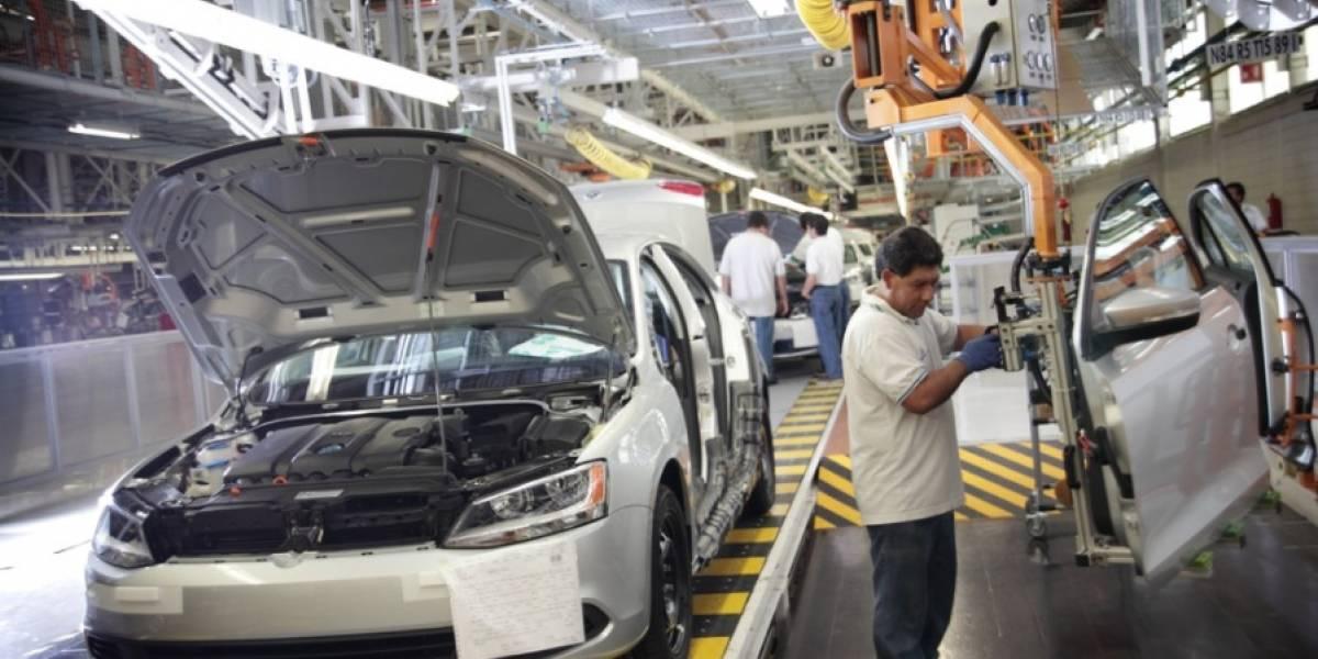 Producción y exportación de autos de México creció durante septiembre