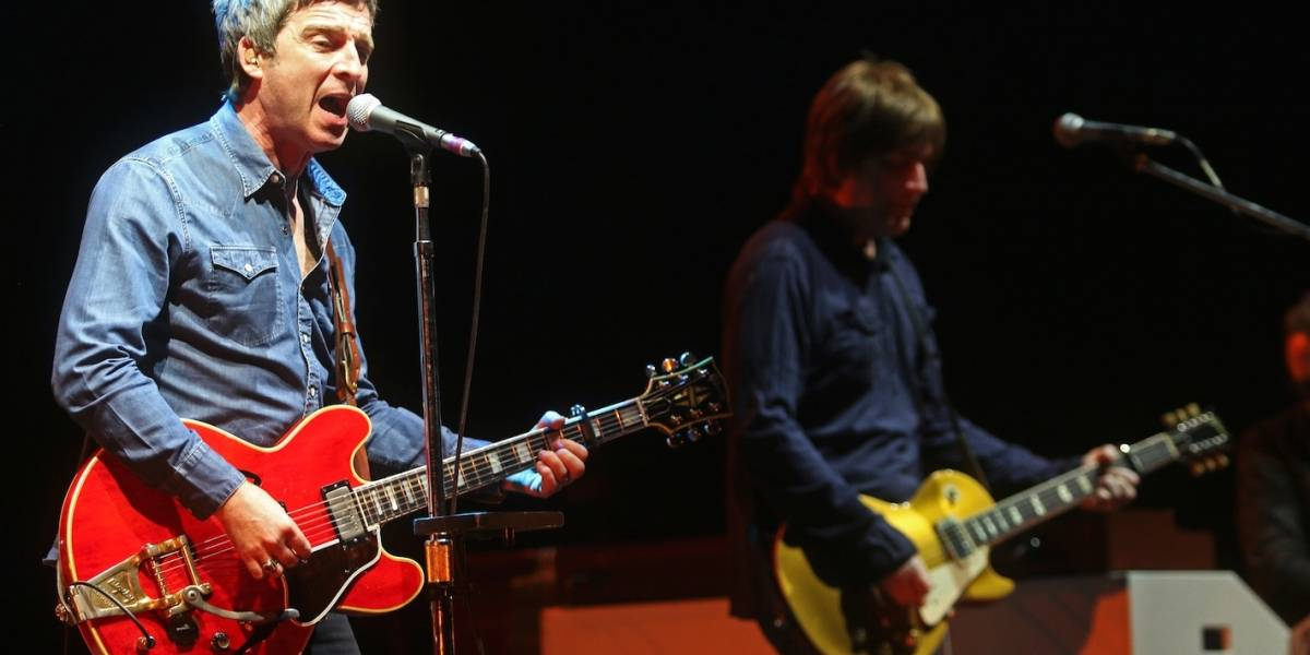 "Noel Gallagher y su banda estrenan sencillo ""Holy mountain"""